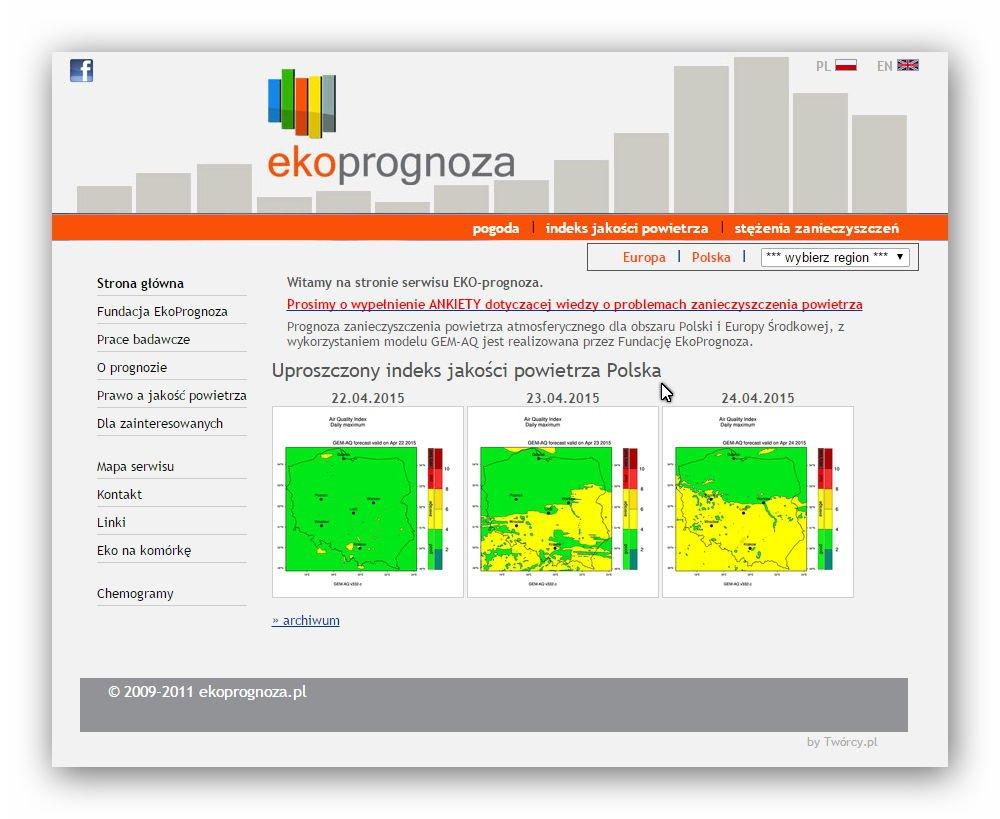 ekoprognoza