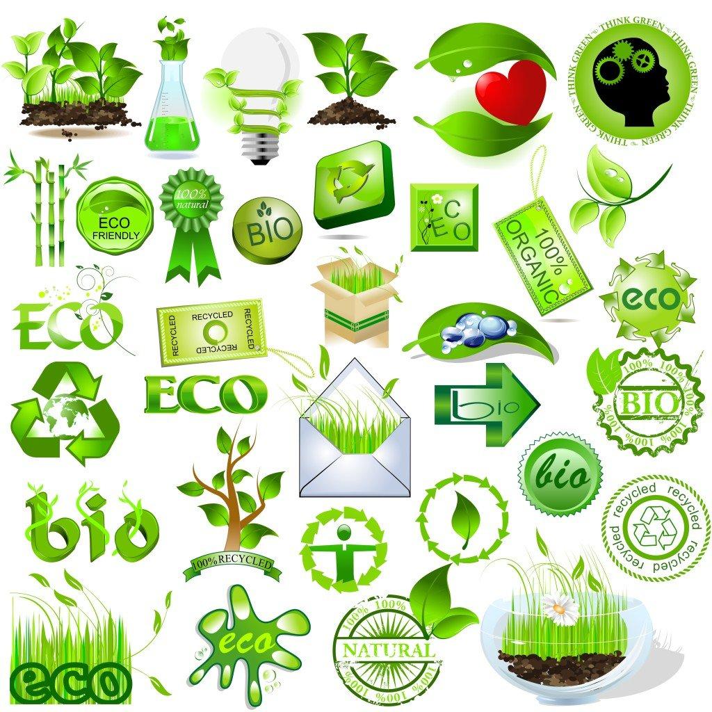 Znaki ekologiczne, ekooznaczenia, symbole ekologiczne