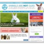 Ludzie na rzecz Etycznego Traktowania Zwierząt - People for the Ethical Treatment of Animals(PETA)