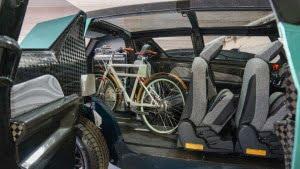 Toyota uBox wnętrze