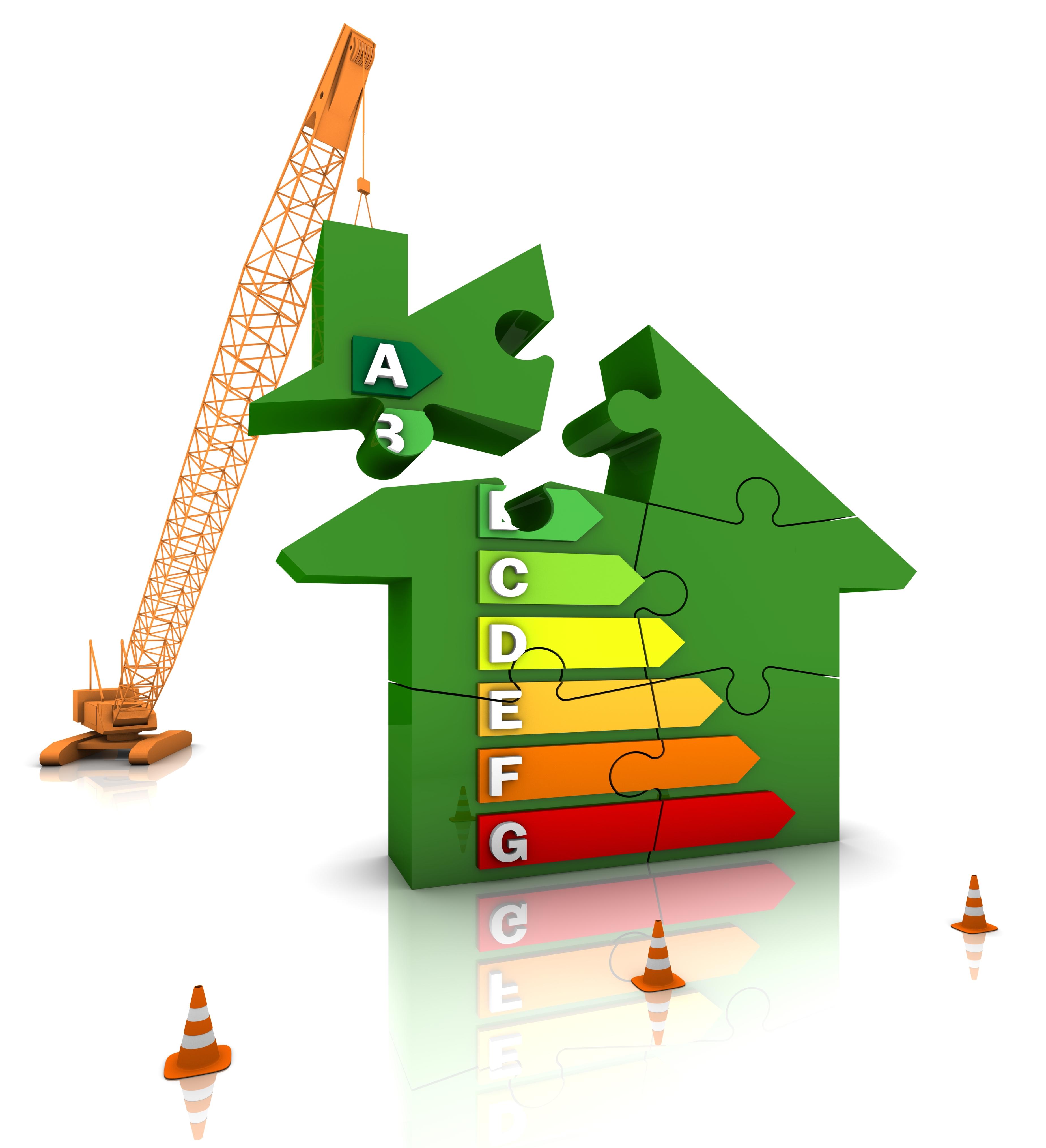 Budowa domu energooszczędnego - wlaczoszczedzanie.pl - Depositphotos / @ OutStyle