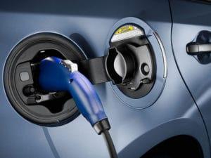 Samochody z napędem elektrycznym