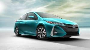 Toyota nagrodzi każdego posiadacza modelu Prius Prime za używanie tego auta - wlaczoszczedzanie.pl