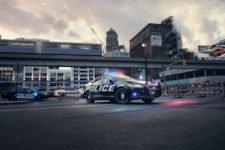 Amerykańska Policja wkrótce otrzyma nowe hybrydowe radiowozy od Forda - wlaczoszczedzanie.pl / @ Ford