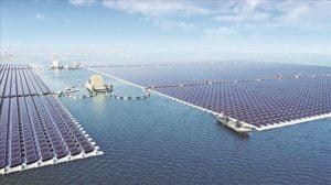 W Chinach powstała największa pływająca elektrownia słoneczna na świecie - wlaczoszczedzanie.pl