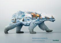 Poruszająca kampania Destroying Nature is Destroying Life czyli Niszczenie przyrody niszczy życie