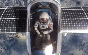 SolarStratos czyli stratosferyczny samolot zasilany słońcem odbył swój pierwszy lot - wlaczoszczedzanie.pl / @SolarStratos