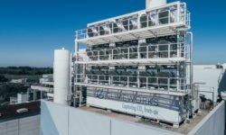 Szwajcarzy zbudowali komercyjną instalację Climeworks która wyłapuje dwutlenek węgla - wlaczoszczedzanie.pl
