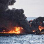Zatonięcie tankowca Sanchi na Morzu Wschodniochińskim