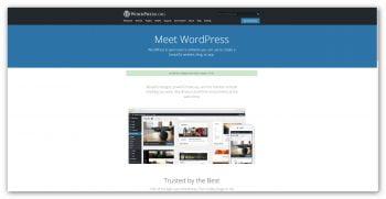 Poprzez stronę WordPress.org możemy ściągnąć pliki WordPressa (aktualną polską wersję),  zainstalować na swoim serwerze, podpiąć domenę i założyć własny blog lub witrynę internetową.