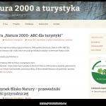 Natura 2000 a turystyka