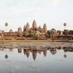 XV wiek - Angkor - upadek państwa Khmerów i największego miasta świata