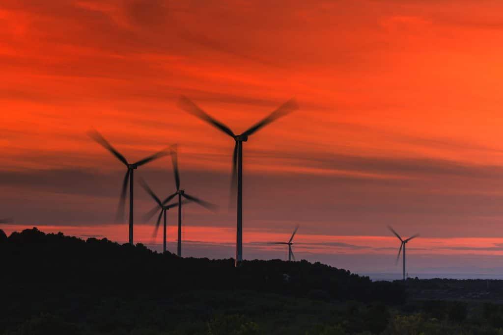 Energia wiatru - energia wiatrowa