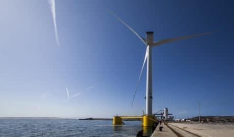 Rozpoczęła się instalacja WindFloat Atlantic. Pierwszej pływającej farmy wiatrowej w Europie kontynentalnej