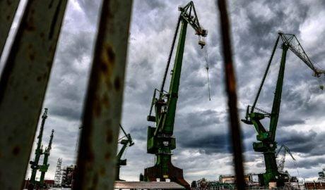 Budowa farm wiatrowych na Bałtyku może pobudzić przemysł stoczniowy