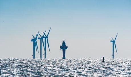 U wybrzeży Anglii powstaje największa morska farma wiatrowa na świecie