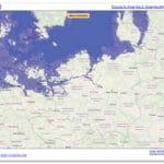 Mapy powodziowa flood.firetree.net