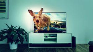 W technologii 3D telewizory są w stanie wygenerować trójwymiarowy obraz