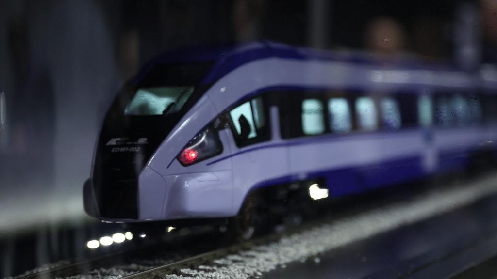 Do użytku trafiły już pociągi pasażerskie i autobusy napędzane wodorem